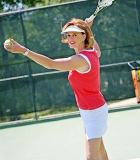 TennisC Shot